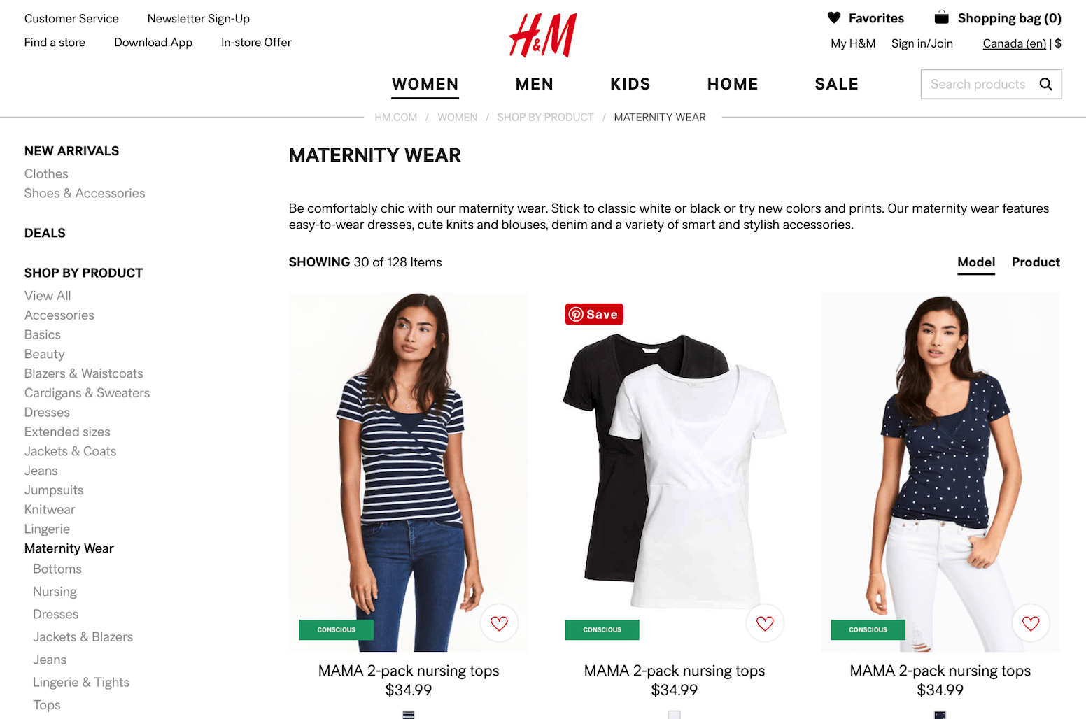 4a6d6ae6aea54 The Best Guide for Toronto Maternity Clothes Shopping [Updated 2019]