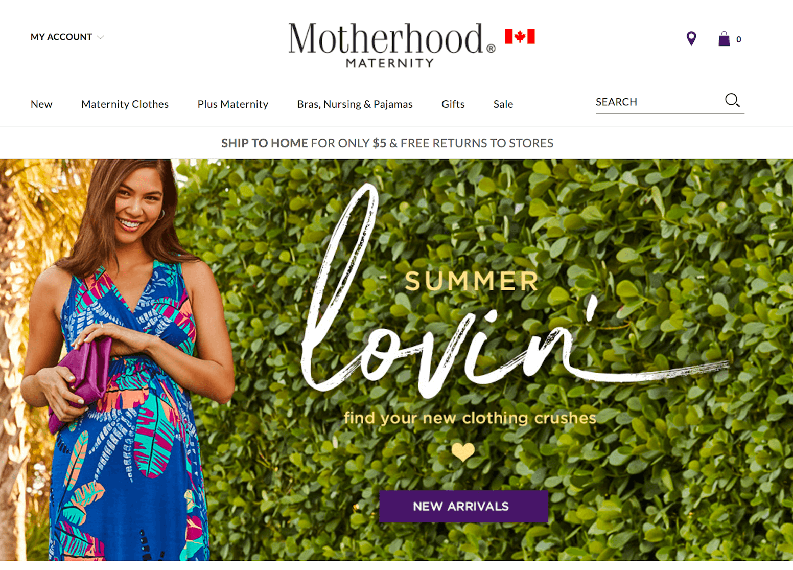 Motherhood Maternity Store
