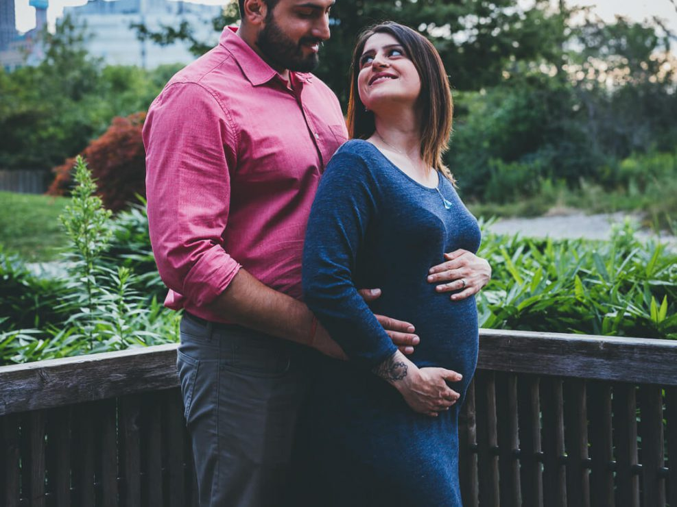 Maternity photo shoot image