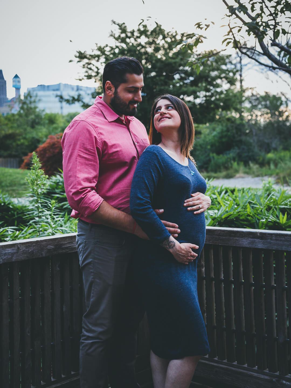 Maternity photo shoot image